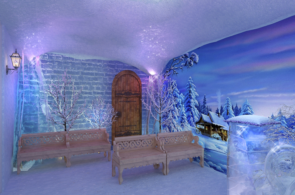 Ледяная комната вид2