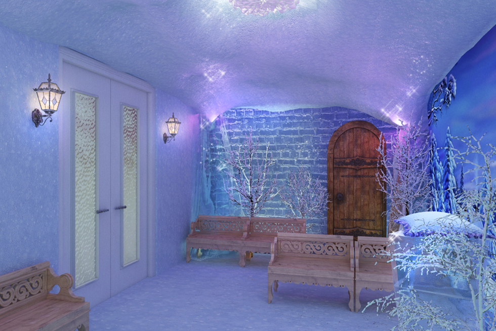 Ледяная комната вид3