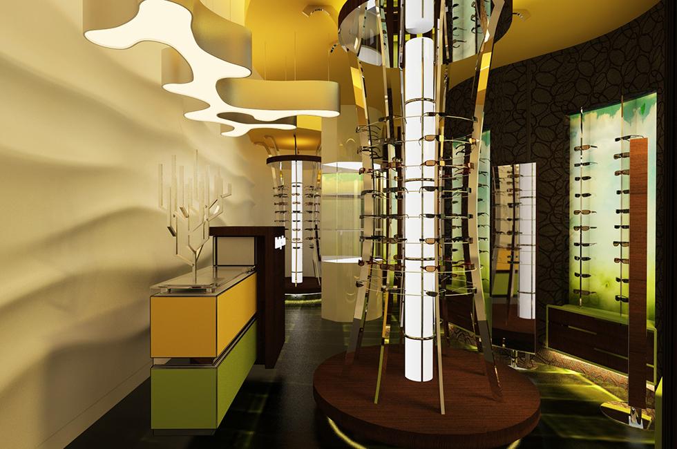 фото дизайн проекта магазина