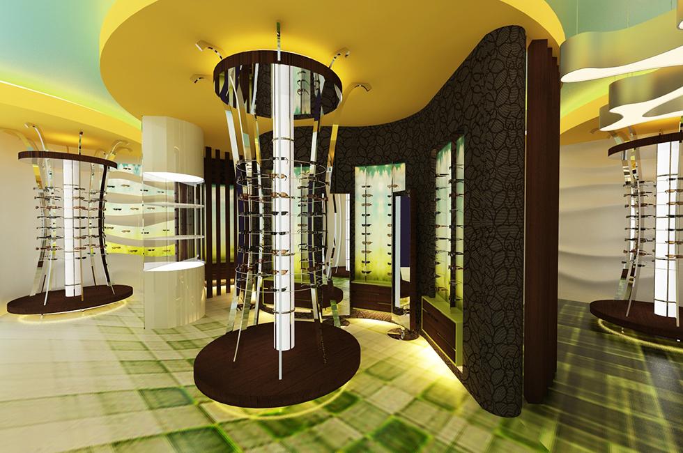 фото дизайн проекта интерьера магазина