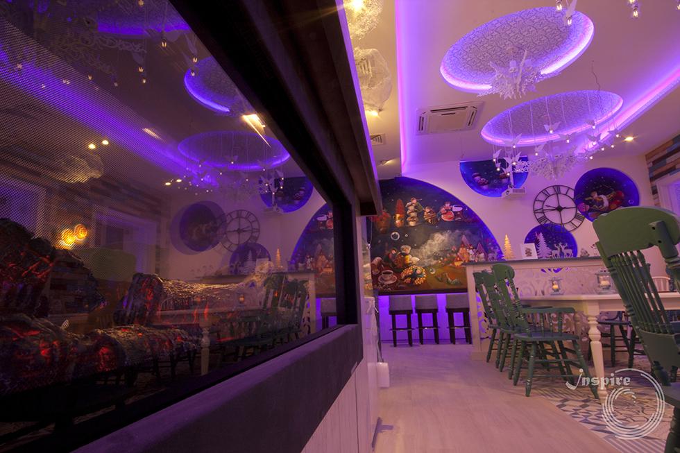 фото самых необычных дизайнов ресторана