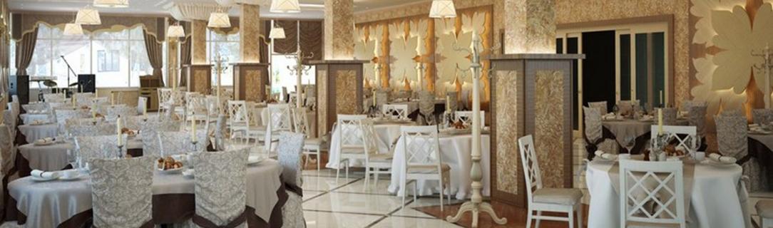 Дизайн ресторана в классическом стиле:
