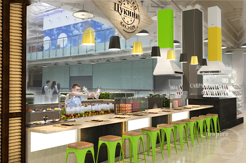 дизайн заведений общественного питания