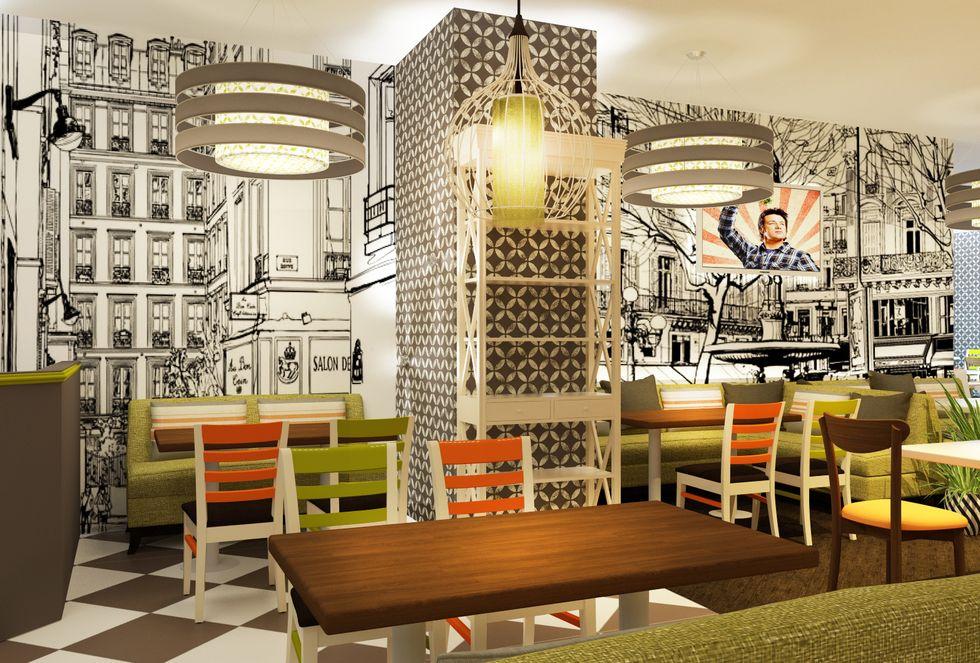 фото концепции Ton Cafe
