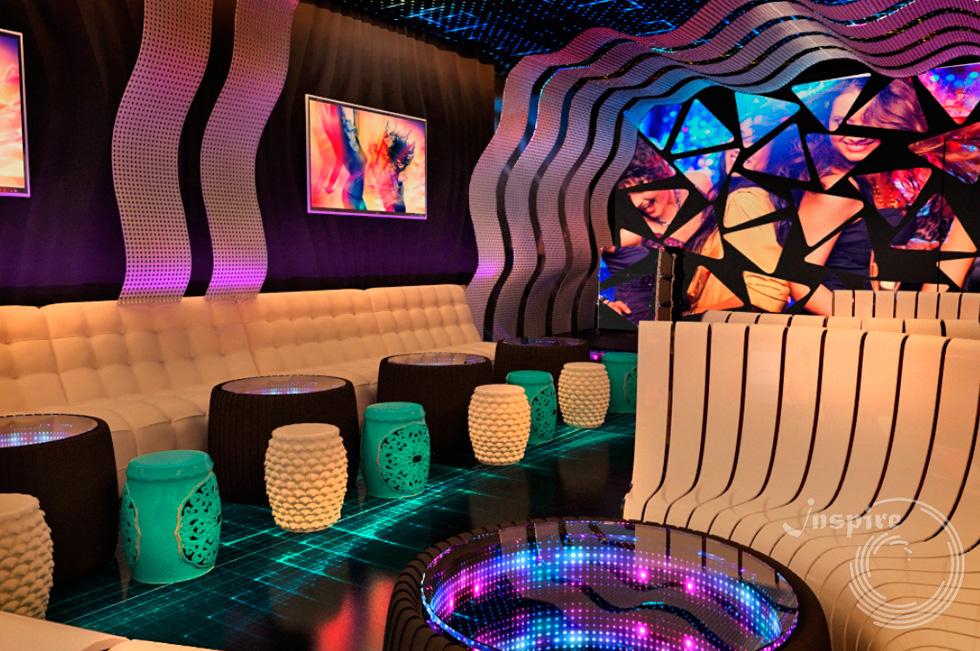 фото до разработки дизайн проекта клуба