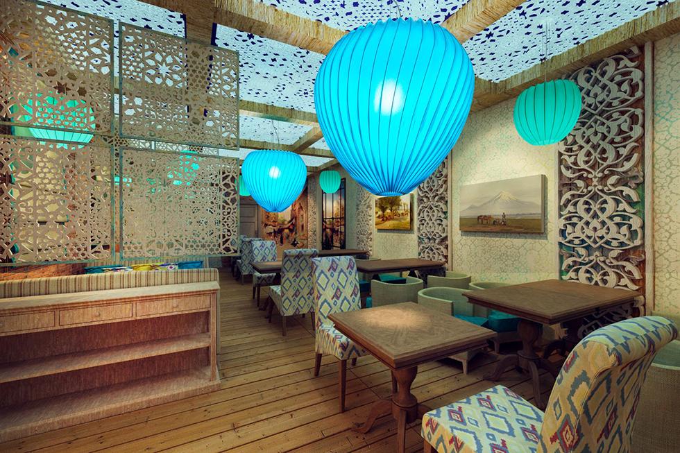 Самые уютные кафе Москвы — 2do2go