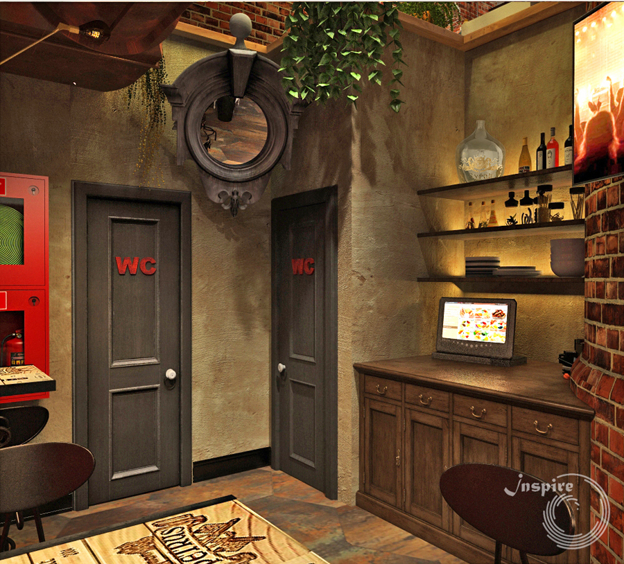 фото дизайна лофта