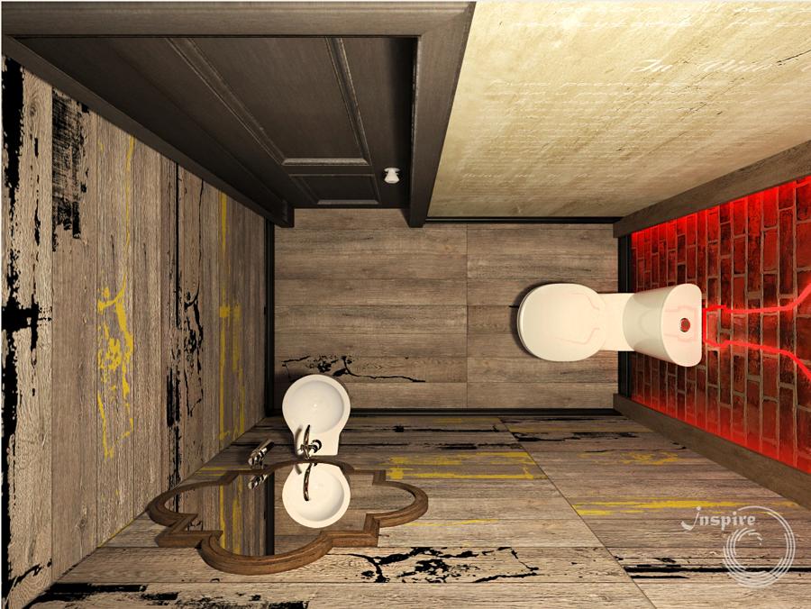 фото дизайна винного магазина