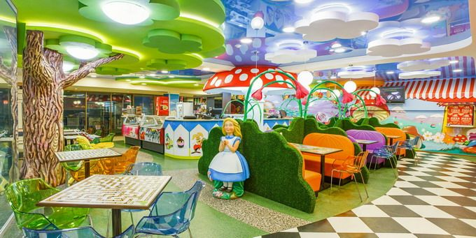 фото детского развлекательного центра