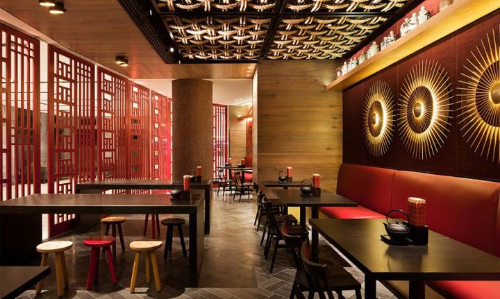 фото дизайна японских ресторанов