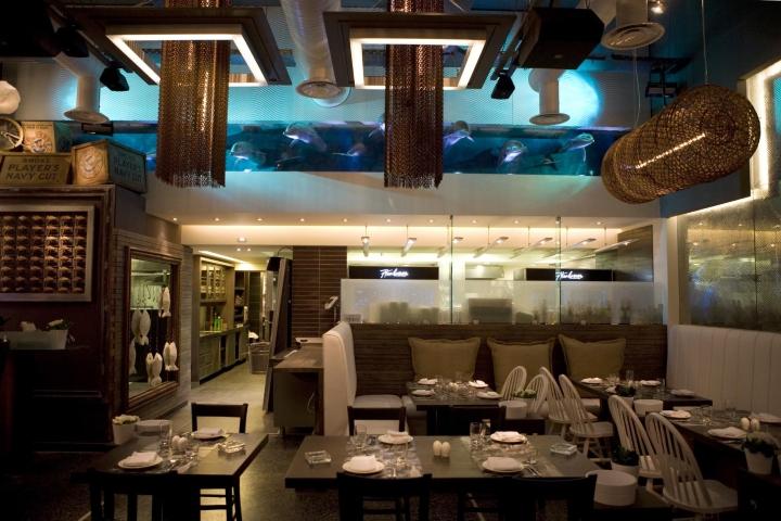 фото ресторана в морском стиле