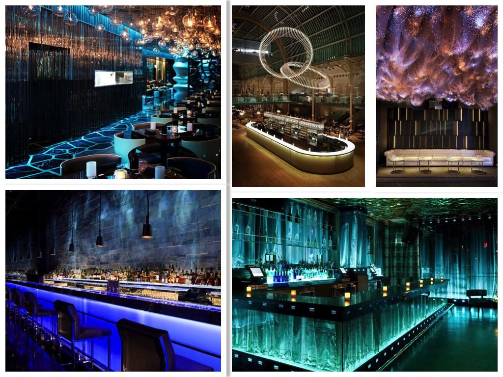 варианты проектов ночных клубов