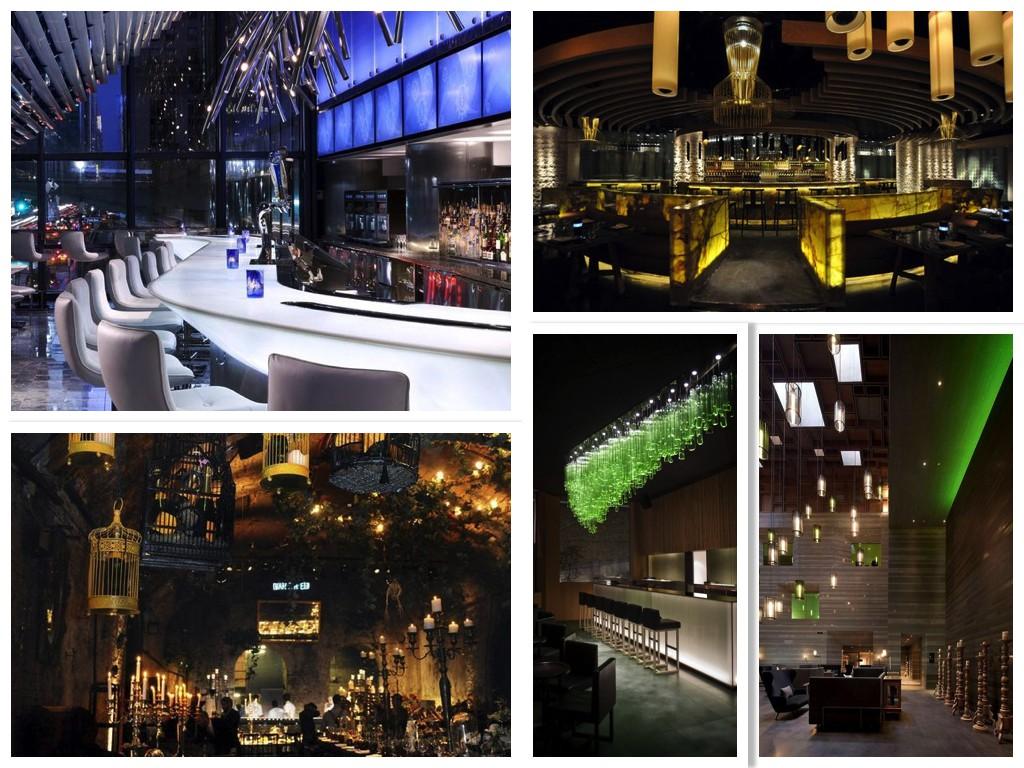 фото дизайн проекта ночного клуба