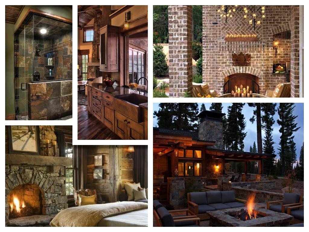 фото дизайна дома отдыха