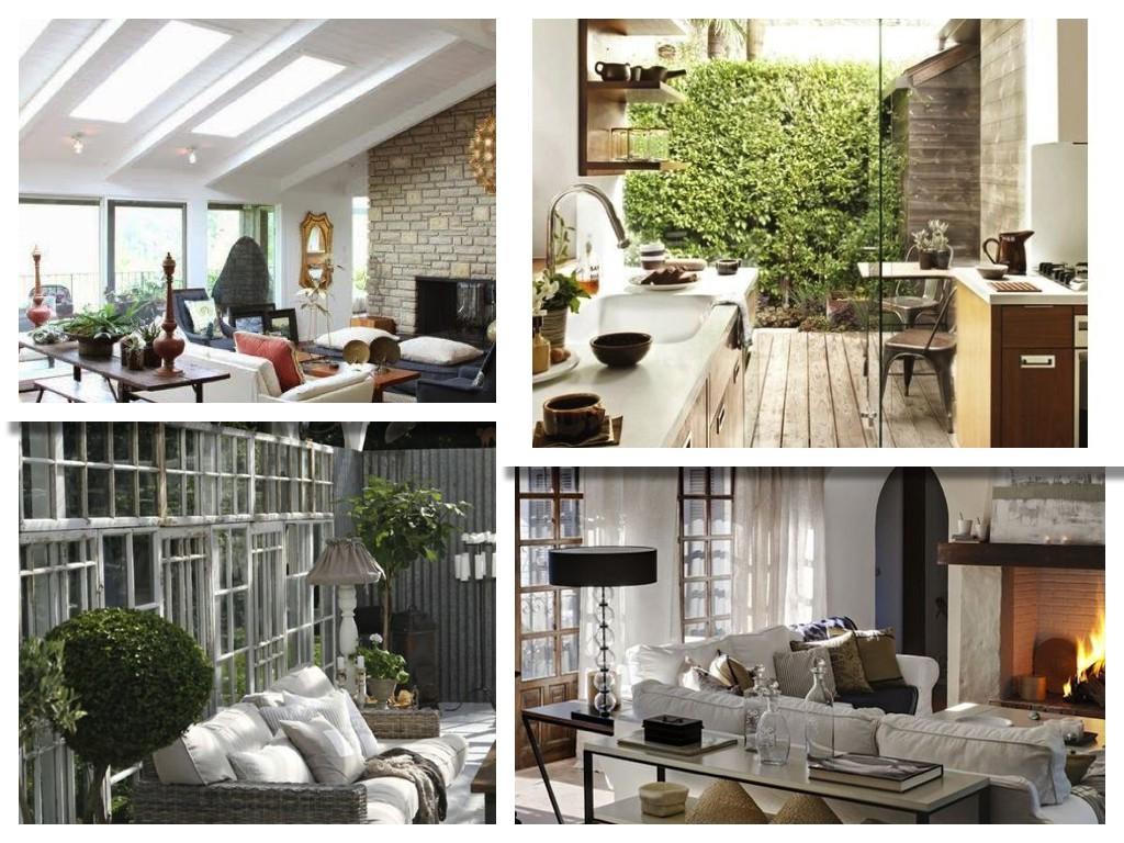 готовый проект дизайна дома отдыха