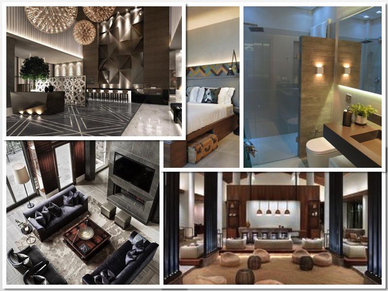 готовый проект дизайна гостиницы