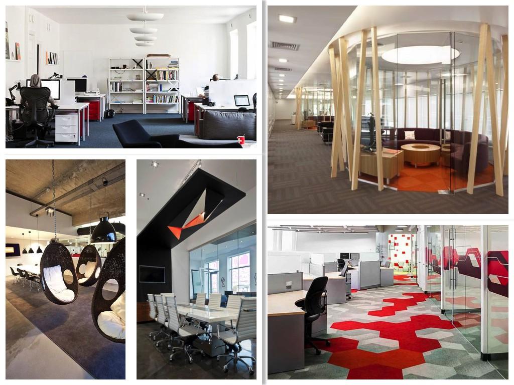 фото дизайн проекта офиса