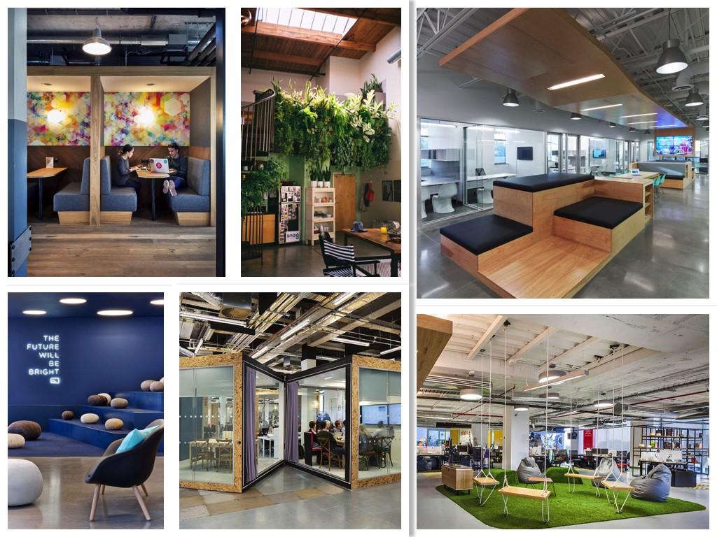 фото готового дизайн проекта офиса