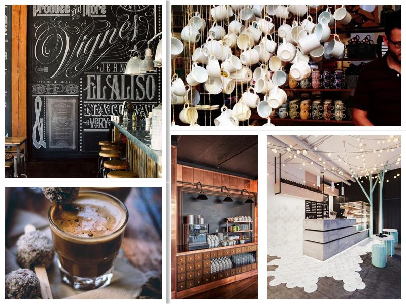 фото дизайн проекта кофейни под ключ