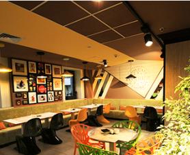 фото дизайн проект кафетерия