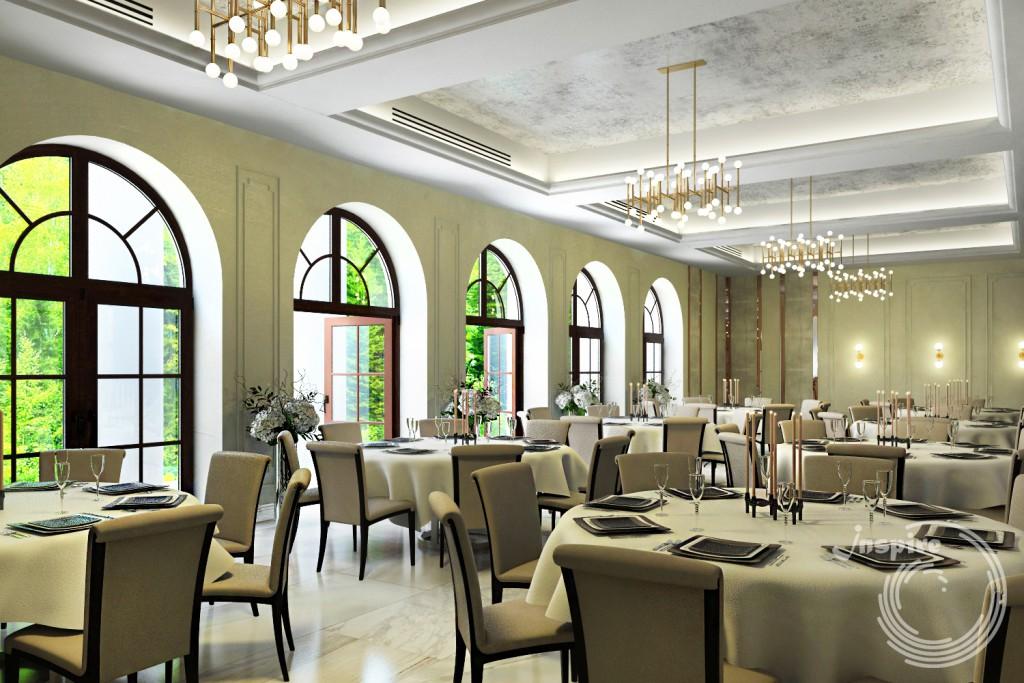 фото концепции дизайна ресторана