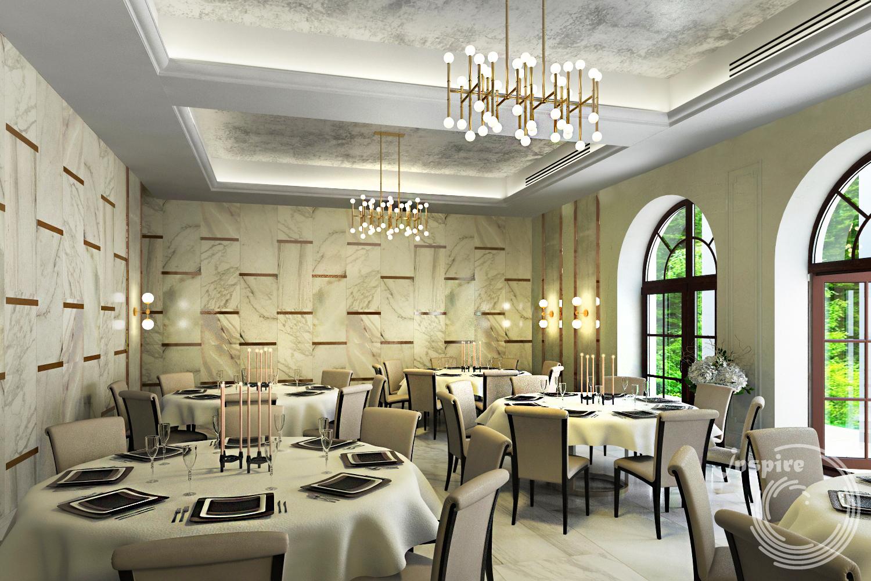 Дизайны банкетных залов