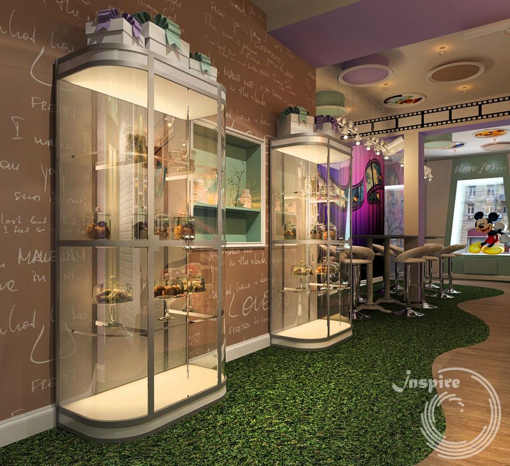 дизайн кафе кулинарии