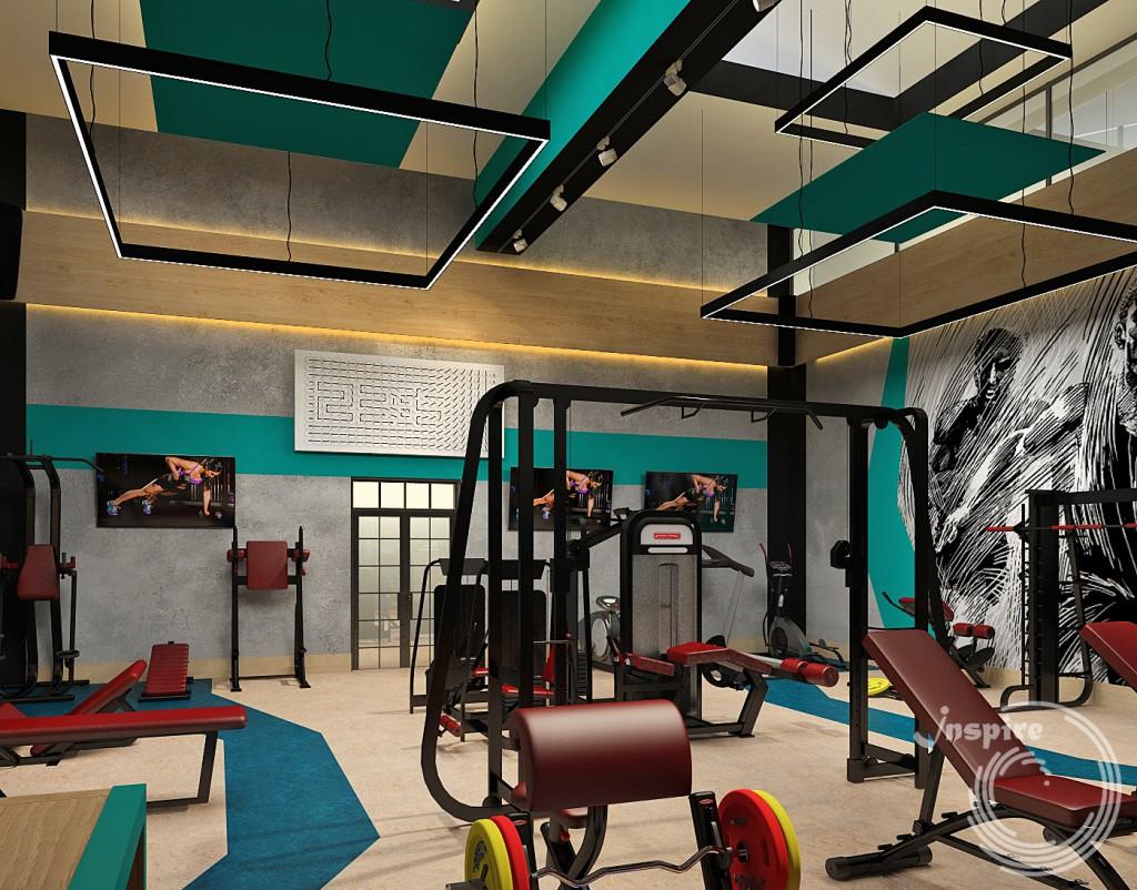 спортивный spa комплекс Ракета