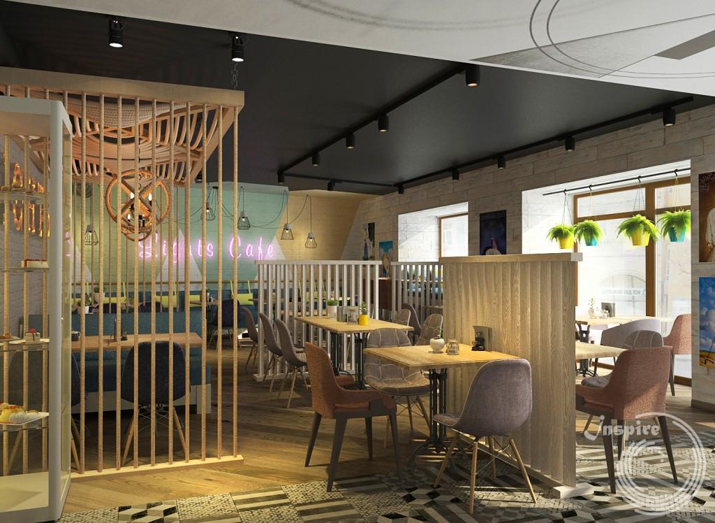 фото новой концепции кафе