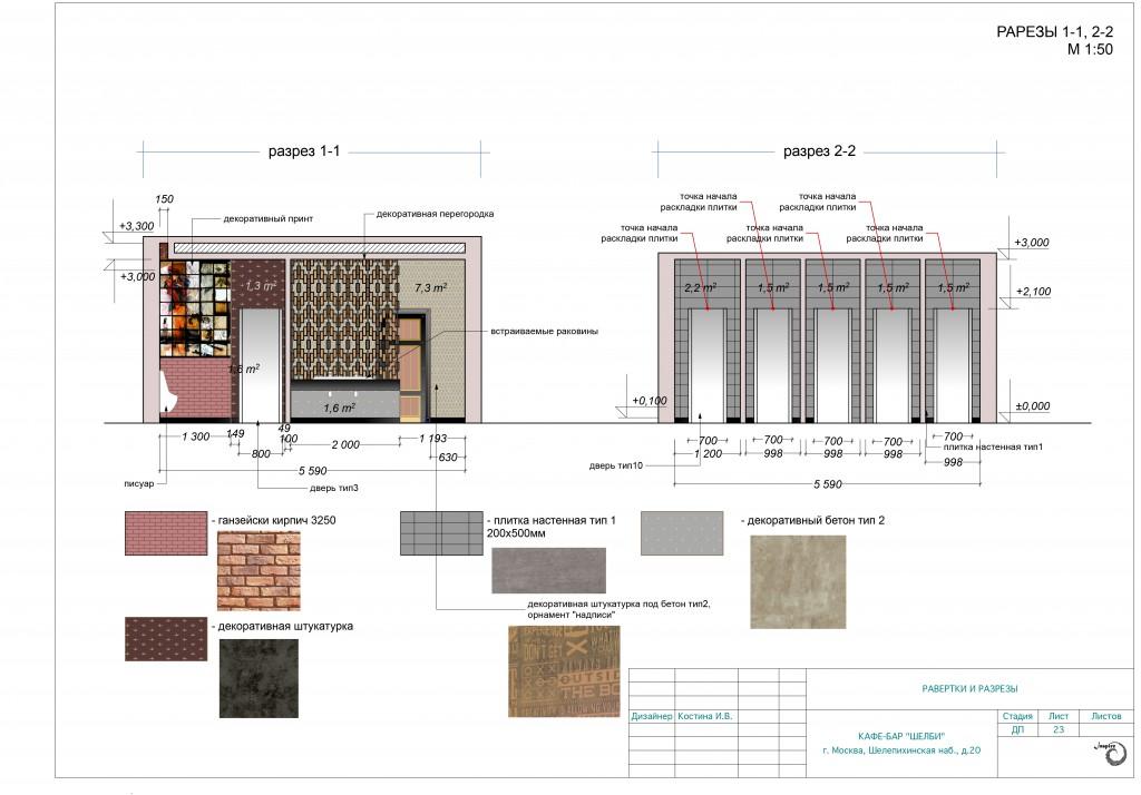 фото примеров дизайн проектов