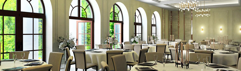 фото готовой концепции ресторана