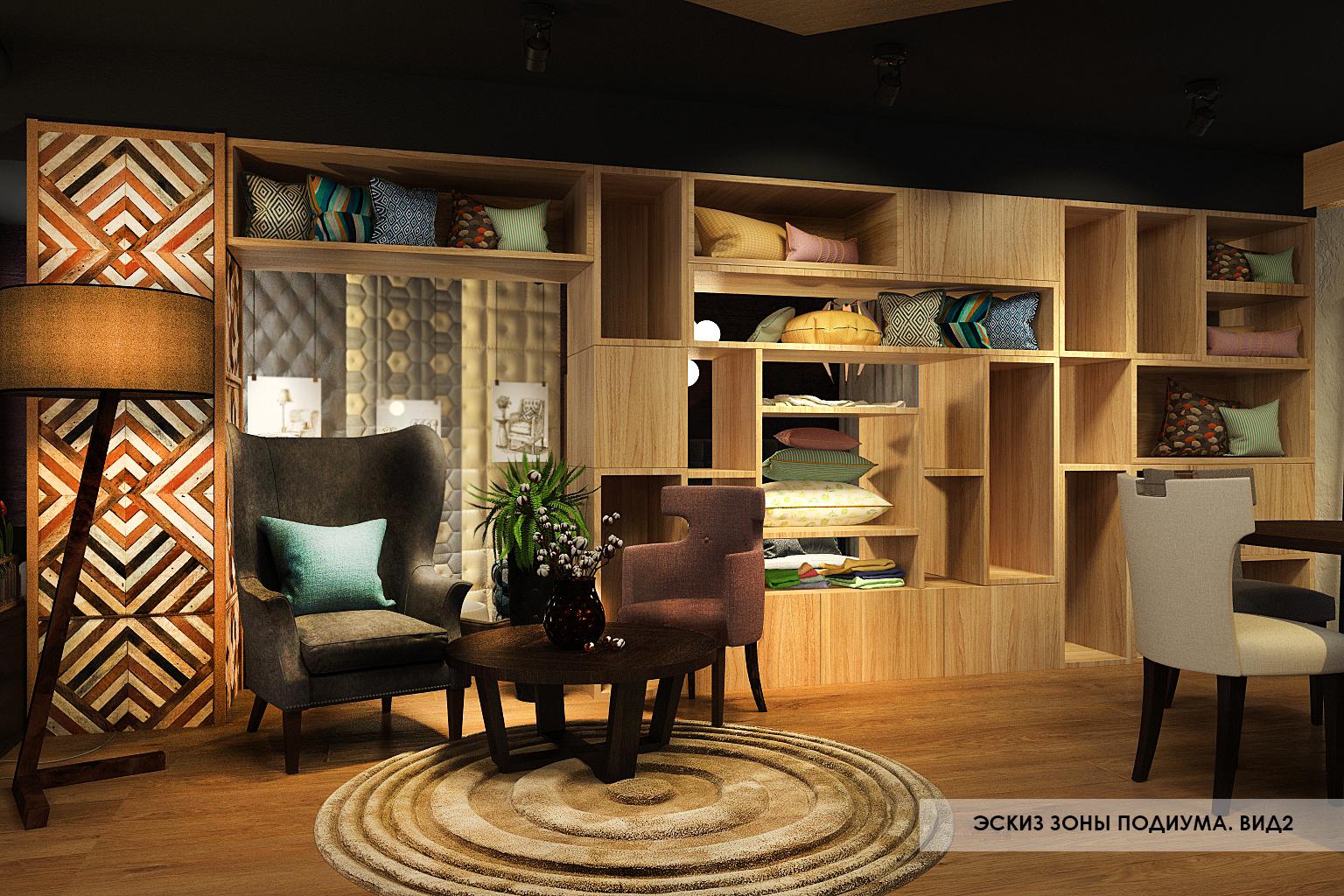 фото дизайна магазина мебели