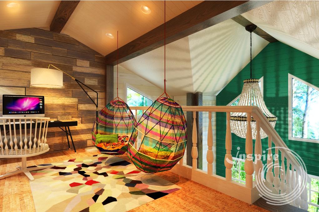 проектировка дизайна загородного дома