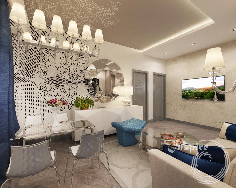 фото дизайн проекта частного дома под ключ