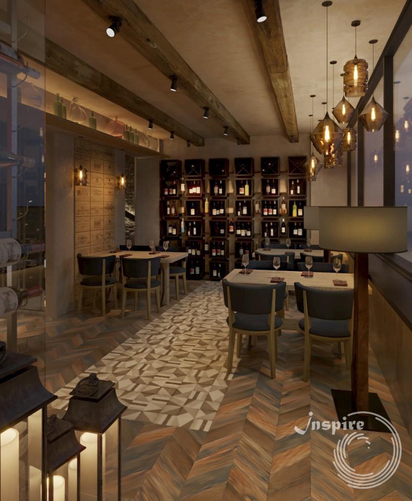 проект винного ресторана под ключ