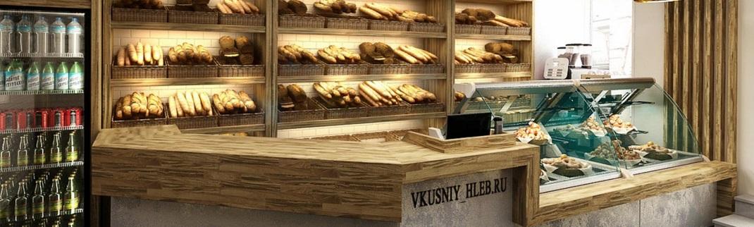 дизайн пекарни под ключ