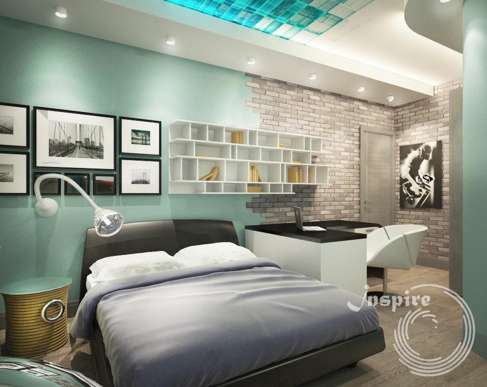дизайн квартиры из 2х комнат