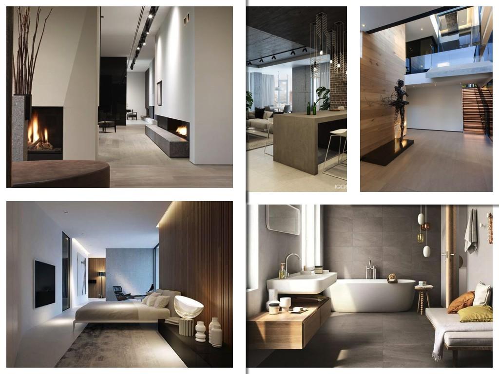 дизайн проект пятикомнатной квартиры