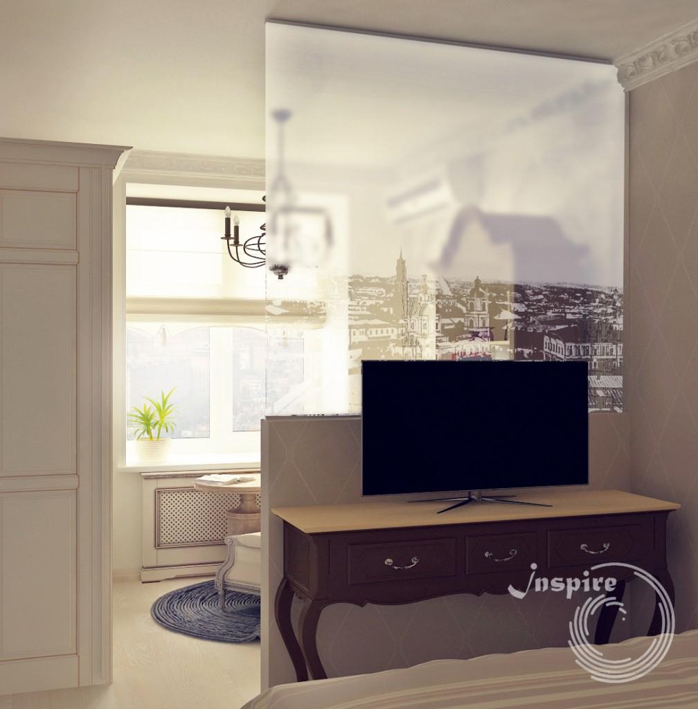 дизайн гостинной четырехкомнатной квартиры
