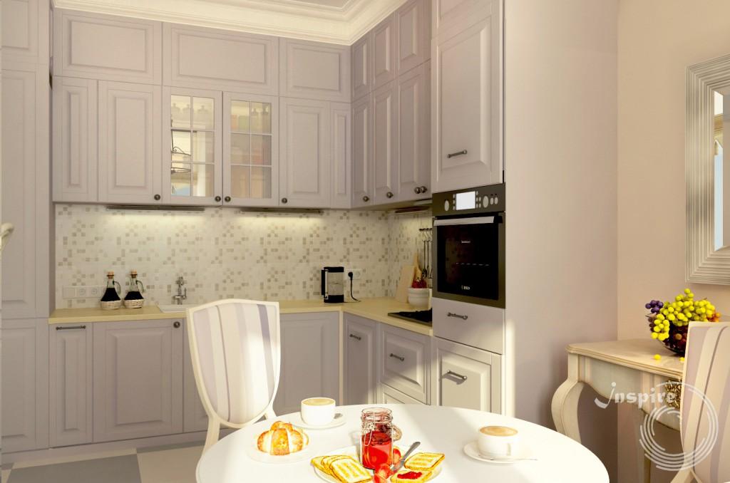 фото дизайн проекта 4х комнатной квартиры