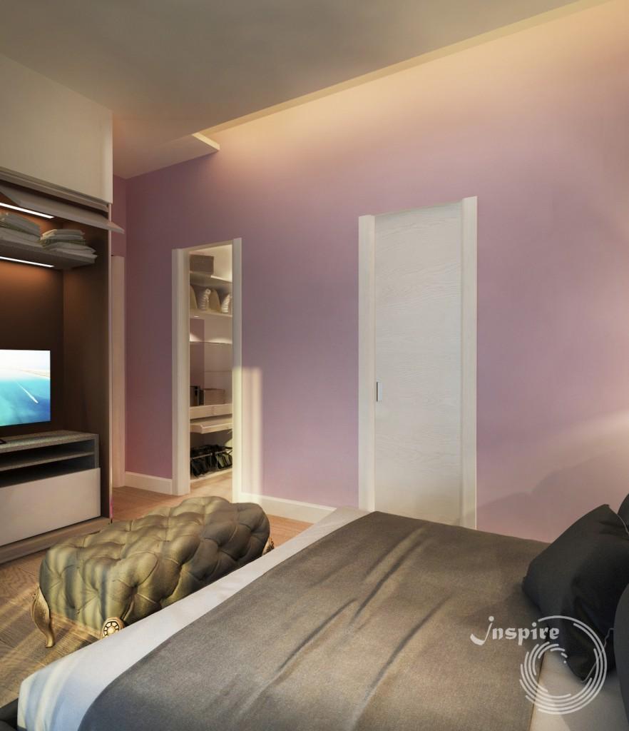 фото дизайна интерьера квартиры 121 серии