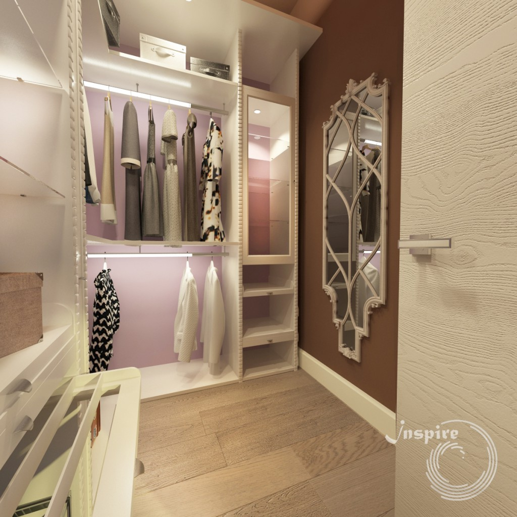 дизайн квартиры из 5 комнат