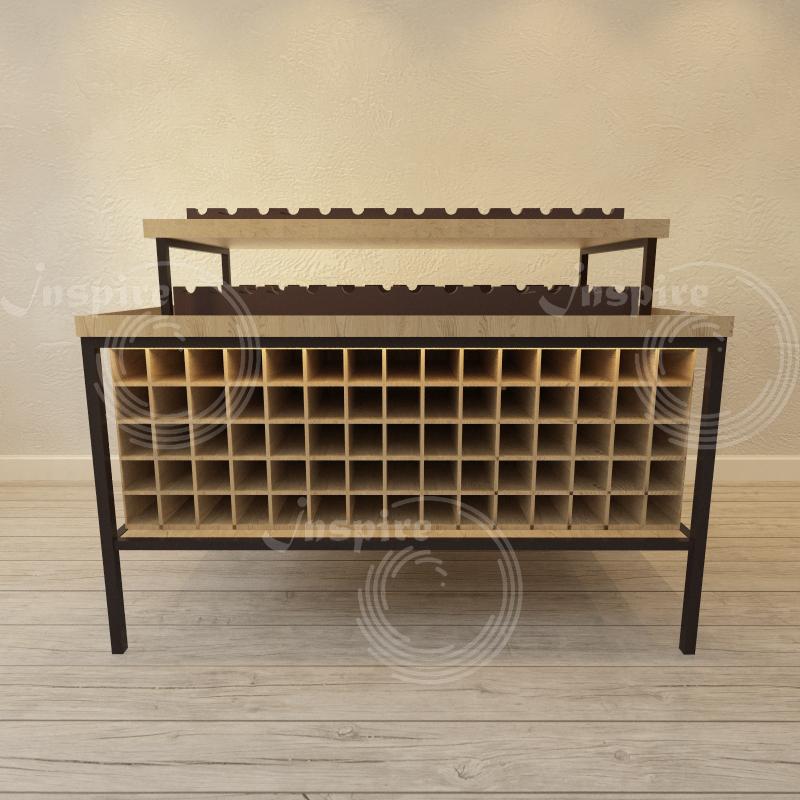 винный шкаф для магазина