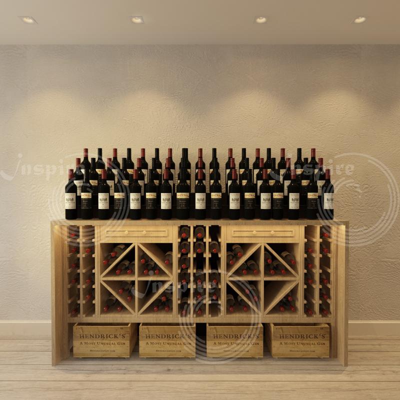 новый винный шкаф