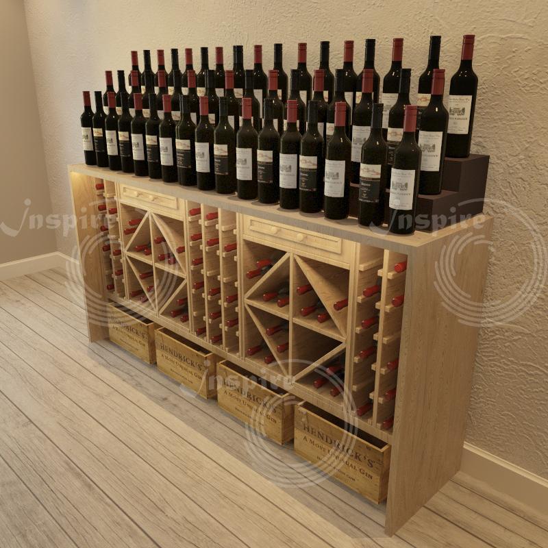 винный шкаф для хранения бутылок